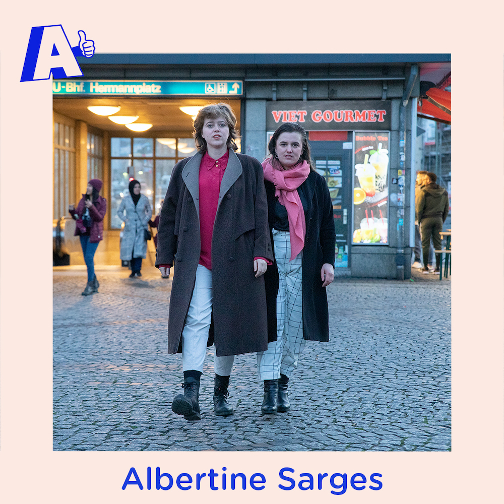 Albertine Sarges